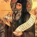 Sfantul Siluan Athonitul, praznuit la Biserica Sfantul Gheorghe - Titan
