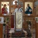 Hram la Biserica Sfantul Mare Mucenic Gheorghe - Titan