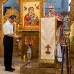 Liturghia de Sf Apostoli Petru si Pavel
