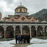 Pelerini la Athos - Rila Bulgaria