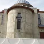 Absida - Biserica Sfantul Gheorghe