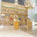 Biserica Sfantul Gheorghe - Interior