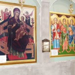 Biserica Sfantul Gheorghe - icoane