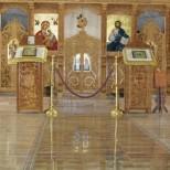 Biserica Sfantul Mucenic Gheorghe -  Interior