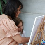 Lectie de pictura