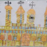 Cerc de pictura - Biserica Sfantul Gheorghe