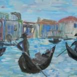 Canal venetian