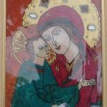 Fecioara Maria cu Pruncul Iisus