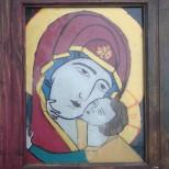 Maica Domnului cu Pruncul Hristos