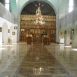 Interiorul Bisericii Sfantul Gheorghe - Titan