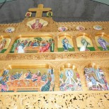 Biserica Sfantul Gheorghe - catapeteasma